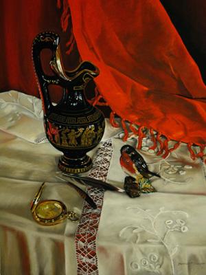 The Grecian Vase